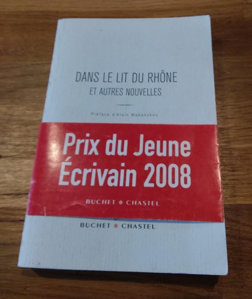 Prix du jeune écrivain 2008 marie roy bochet noelie auteur
