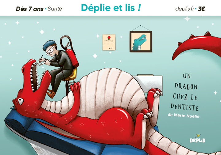 Deplis - dragon dentiste Marie Noëlie